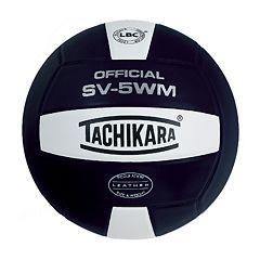 Youth Tachikara SV5WR Top-Grade Rubber Volleyball