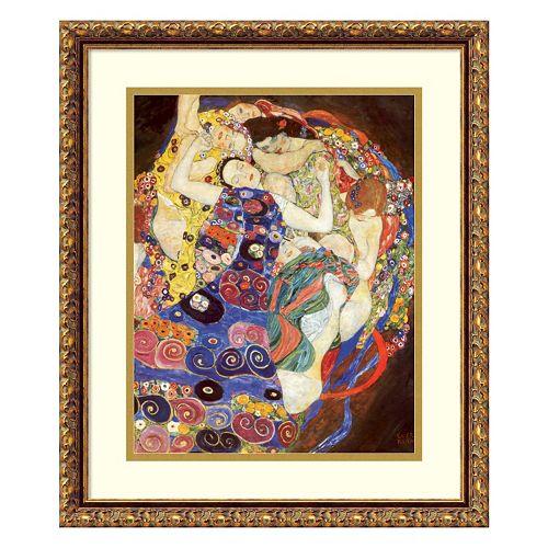 Amanti Art The Virgins Sleeping Women Framed Wall Art