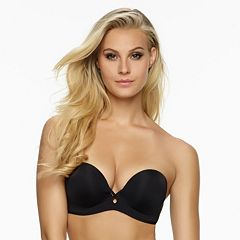 Jezebel Bra: Intrigue Strapless Double Push-Up Bra 16023