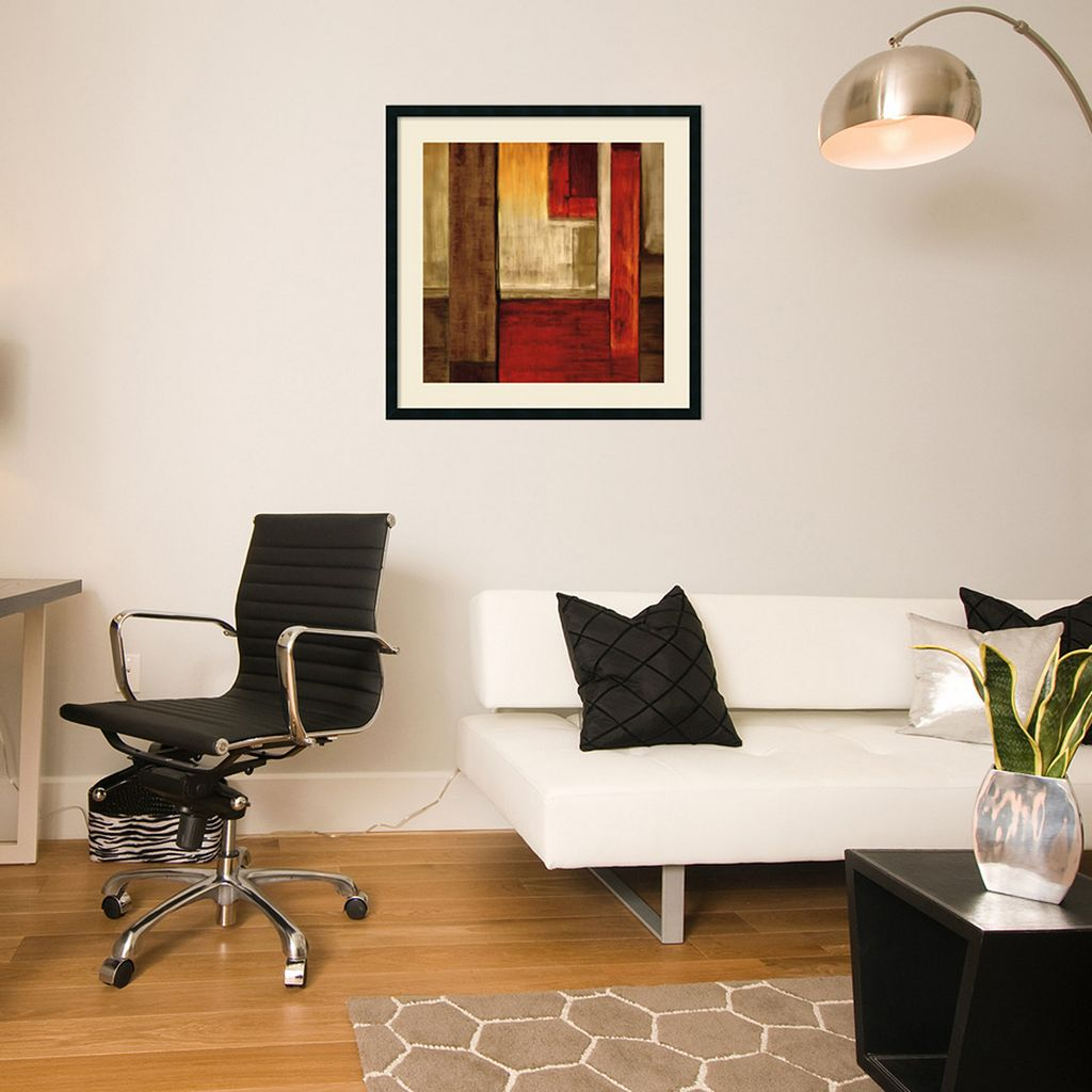 Amanti Art Crossover II Framed Wall Art