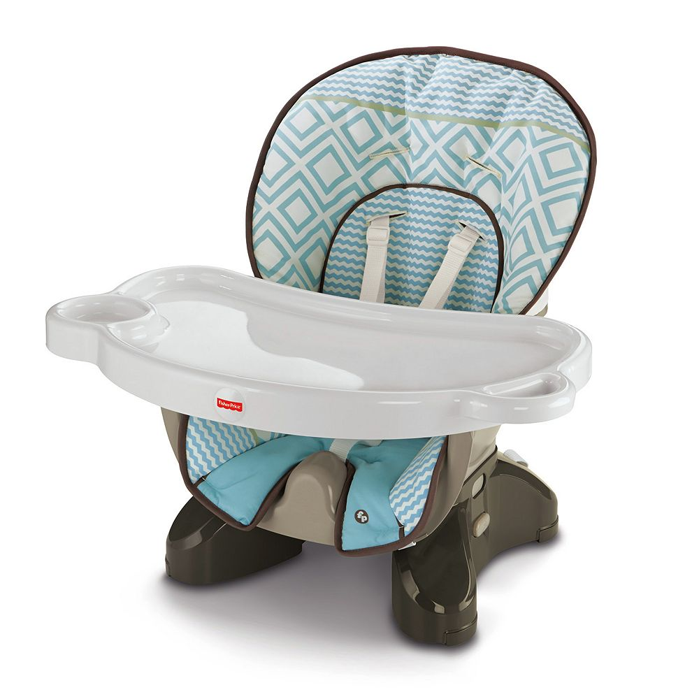 Fisher price booster chair - Fisher Price Spacesaver High Chair