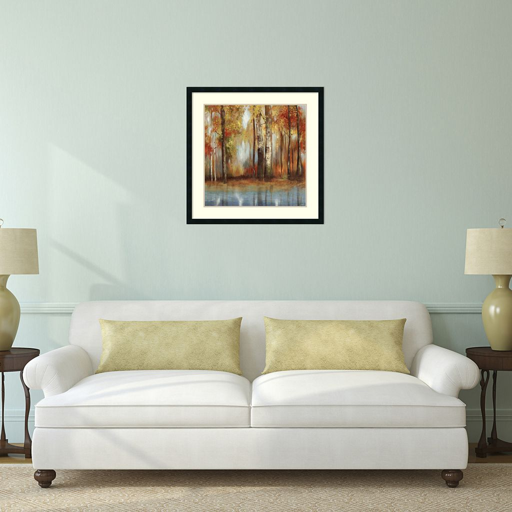 Amanti Art Indian Summer I Framed Wall Art