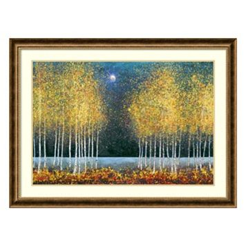 Amanti Art Blue Moon Framed Wall Art