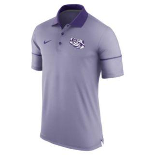 Men's Nike LSU Tigers Champ Drive Dri-FIT Polo