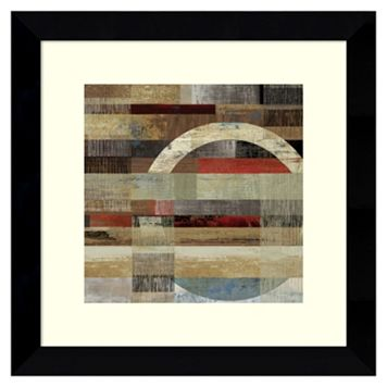Amanti Art Tom Reeves Industrial II Framed Wall Art