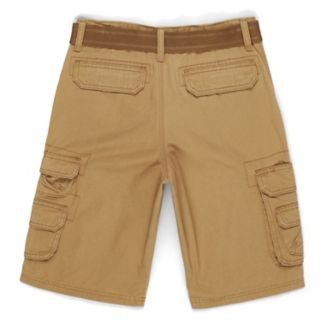 Boys 4-7x Lee Cargo Shorts with Belt