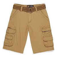 Boys 4-7x Lee Cargo Shorts with Belt