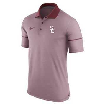 Men's Nike USC Trojans Champ Drive Dri-FIT Polo