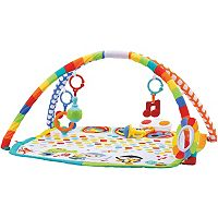 Fisher-Price Baby's Bandstand Activity Gym & Play Mat