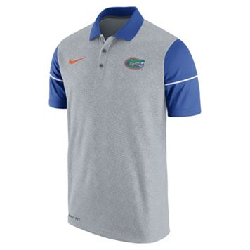 Men's Nike Florida Gators Sideline Dri-FIT Polo