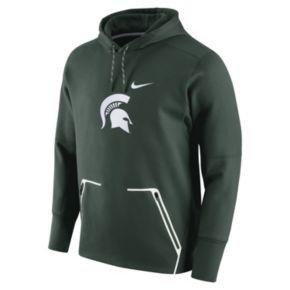 Men's Nike Michigan State Spartans Vapor Speed Fleece Hoodie