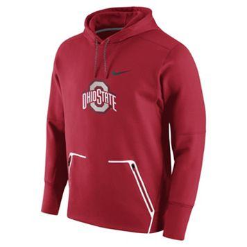 Men's Nike Ohio State Buckeyes Vapor Speed Fleece Hoodie
