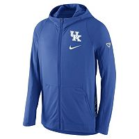 Men's Nike Kentucky Wildcats Hyperelite Full-Zip Fleece Hoodie