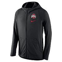 Men's Nike Ohio State Buckeyes Hyperelite Full-Zip Fleece Hoodie