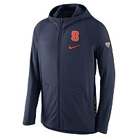 Men's Nike Syracuse Orange Hyperelite Full-Zip Fleece Hoodie