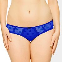 Perfects Australia Camille Sheer Lace Bikini Panty 14UBK35