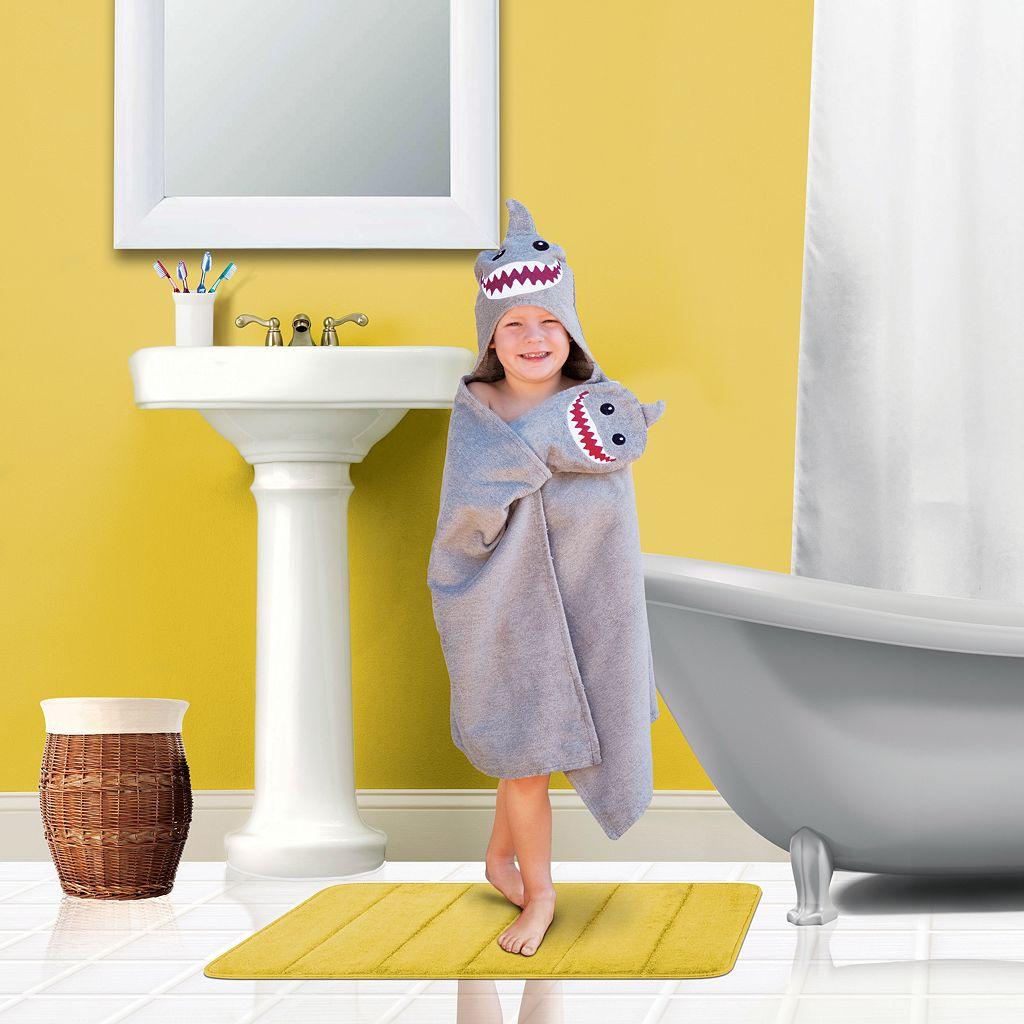 Tub Time Tots 2-piece Bath Wrap & Mitt Set