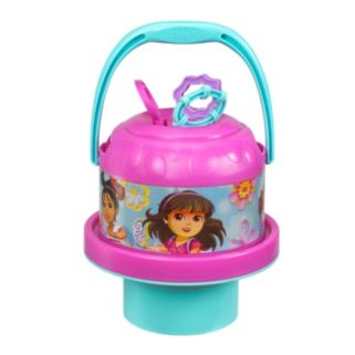 Dora The Explorer No-Spill Bubble Bucket by Little Kids