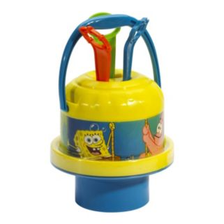 SpongeBob SquarePants No-Spill Bubble Bucket by Little Kids