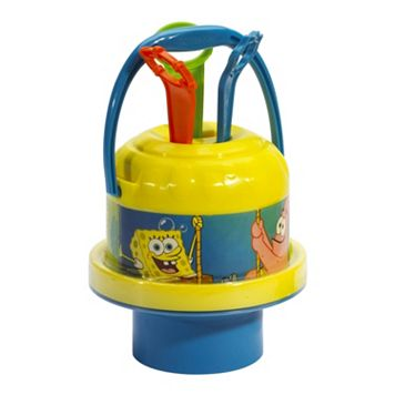 SpongeBob SquarePants No-Spill Bubble Bucket by Little Kids
