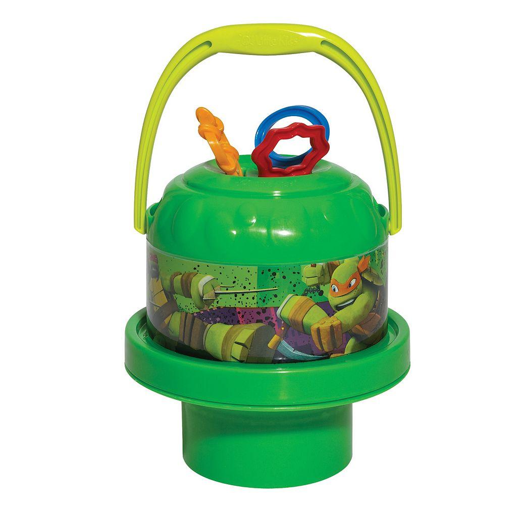 Teenage Mutant Ninja Turtles No-Spill Bubble Bucket by Little Kids