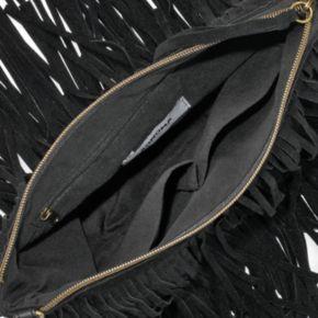 SONOMA Goods for Life™ Marguerite Fringed Crossbody Bag