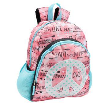 Kids Happy Arrows Backpack