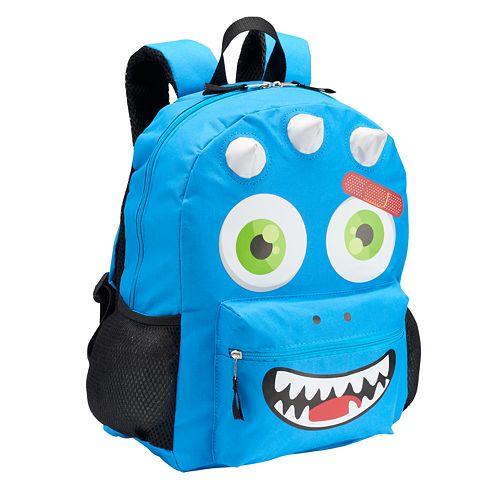 Kids Silly Monster Backpack