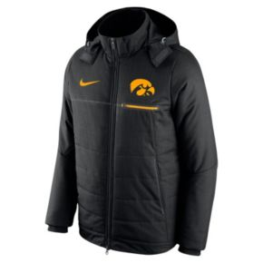 Men's Nike Iowa Hawkeyes Sideline Jacket