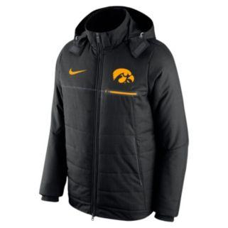 Men's Nike Iowa Hawkeyes Sideline Jacket
