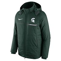 Men's Nike Michigan State Spartans Sideline Jacket