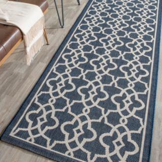 Safavieh Courtyard Links Geometric Indoor Outdoor Rug