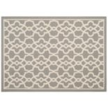 Safavieh Courtyard Links Geometric Indoor Outdoor Rug