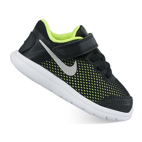 d6207da5cef09 Nike Flex Run 2016 Toddlers  Running Shoes