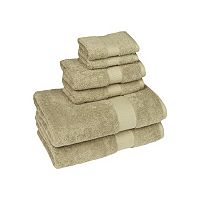 American Dawn 6-piece Bath Towel Set