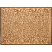 Safavieh Courtyard Leopard Print Indoor Outdoor Rug
