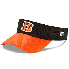 Adult New Era Cincinnati Bengals Sideline Adjustable Visor