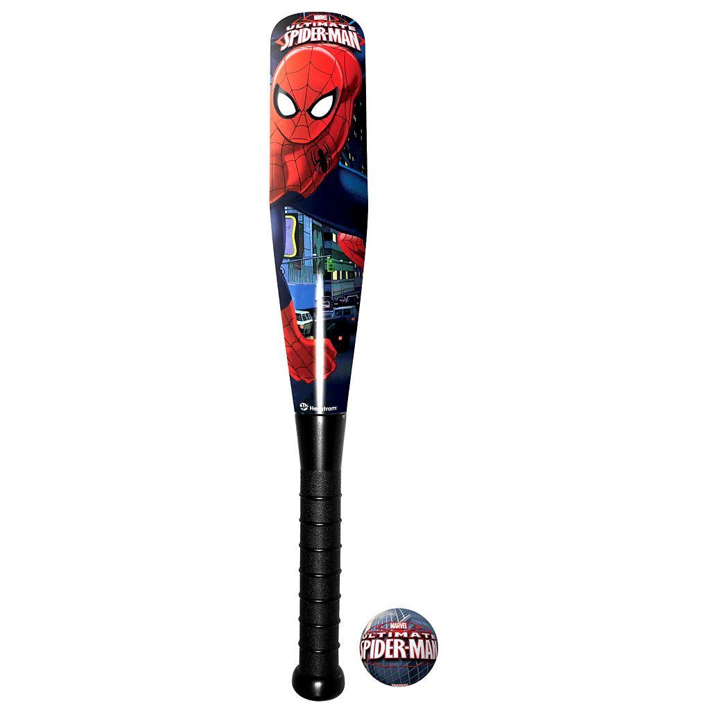 Marvel Ultimate Spider-Man 21'' Foam Bat & Ball Set
