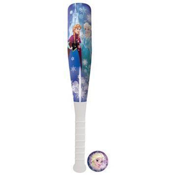 Disney's Frozen Anna & Elsa 21'' Foam Bat & Ball Set
