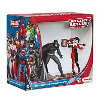 Schleich Batman vs. Harley Quinn Justice League Figurine Set by Schleich