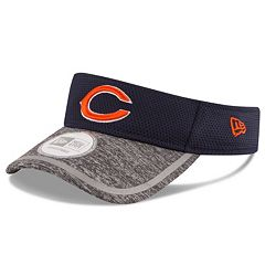 Adult New Era Chicago Bears Training Adjustable Visor