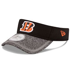 Adult New Era Cincinnati Bengals Training Adjustable Visor