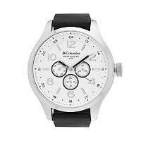 Columbia Men's Skyline Leather Watch