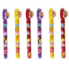 Jelly Belly 6 pkScented  Bubble Wands by Little Kids