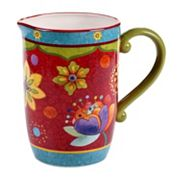 Certified International Tunisian Sunset 3-qt. Pitcher