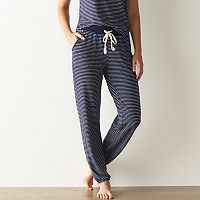Women's SONOMA Goods for Life™ Back to Basics French Terry Jogger Pants