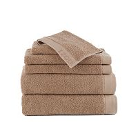 IZOD Egyptian Cotton 6-piece Bath Towel Set