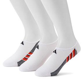 Men's adidas 3-Pack climalite No-Show Socks