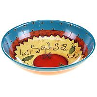 Certified International Salsa 13.25-in. Pasta Serving Bowl