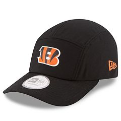 Adult New Era Cincinnati Bengals Training Runner Adjustable Cap